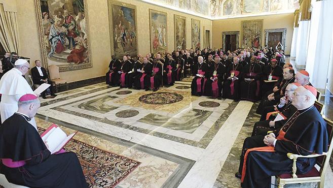 Ferenc pápa buzdító szavai a budapesti eucharisztikus világkongresszusra