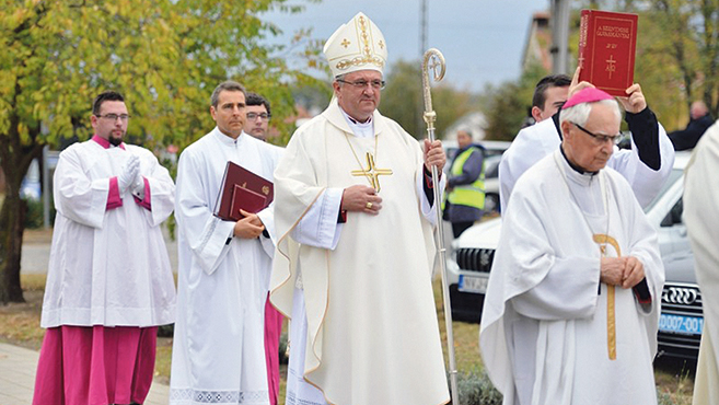 A szent pápa a párbeszédre törekedett