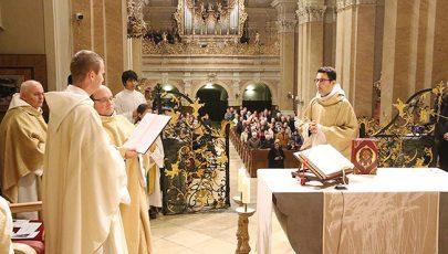Szent Ányos püspök ünnepe Tihanyban