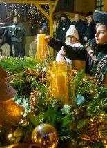 Ökumenikus gyertyagyújtás Debrecenben