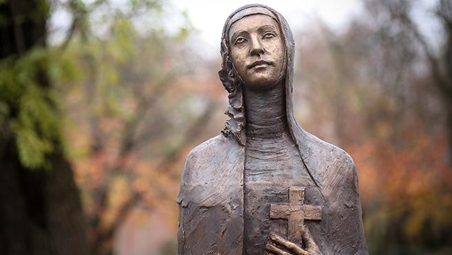 Árpád-házi Szent Margitra emlékezünk