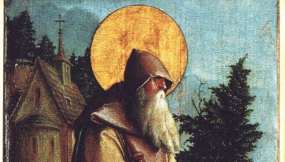 A hét szentjeRemete Szent Pál