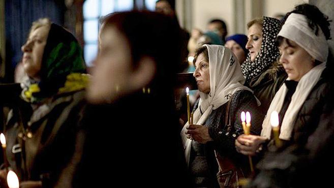 Szír ortodox templom épül Isztambulban