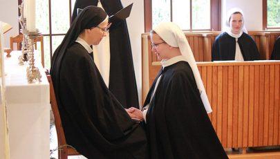 Ünnepeltek a domonkos nővérek