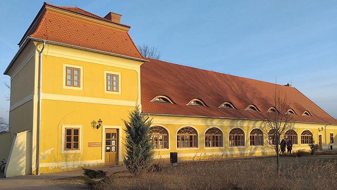 Balatonkeresztúr barokk gyöngyszemei