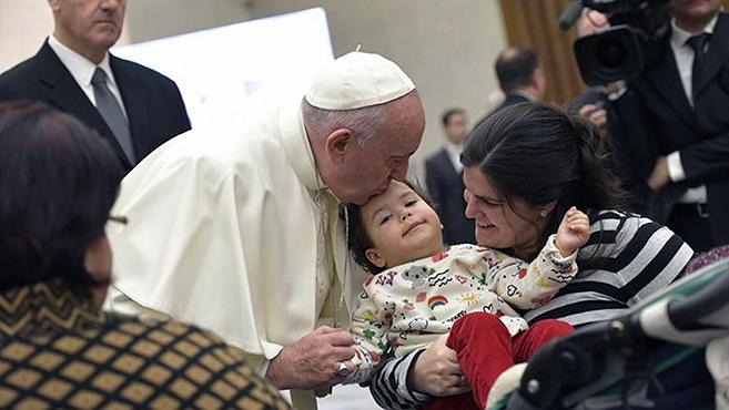 Hívjuk papának Istent, gyermeki bizalommal