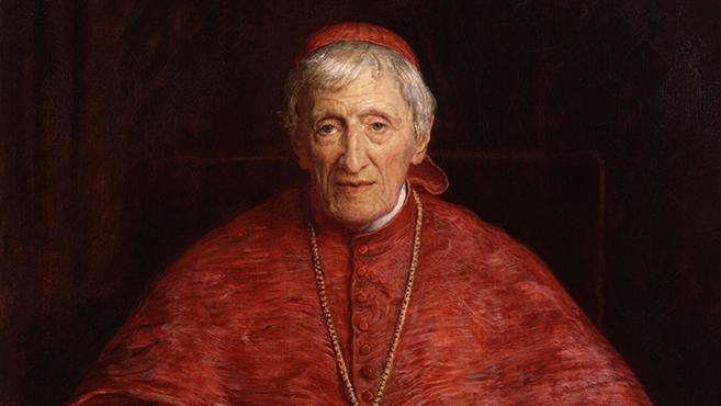 Szentté avathatják John Henry Newman bíborost