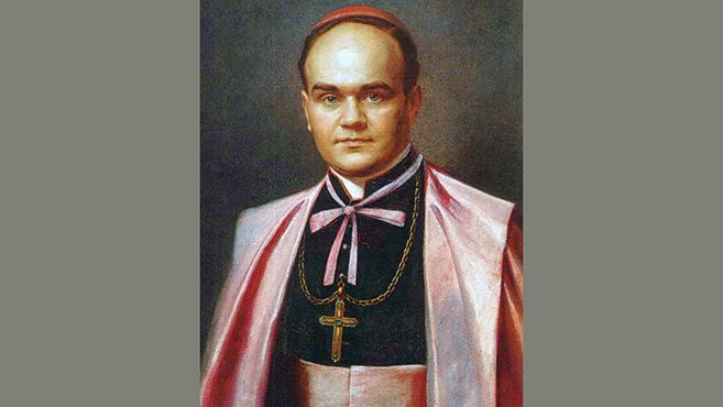 A hét szentje Boldog Meszlényi Zoltán