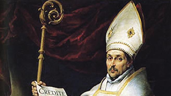 A hét szentjeSevillai Szent Leander