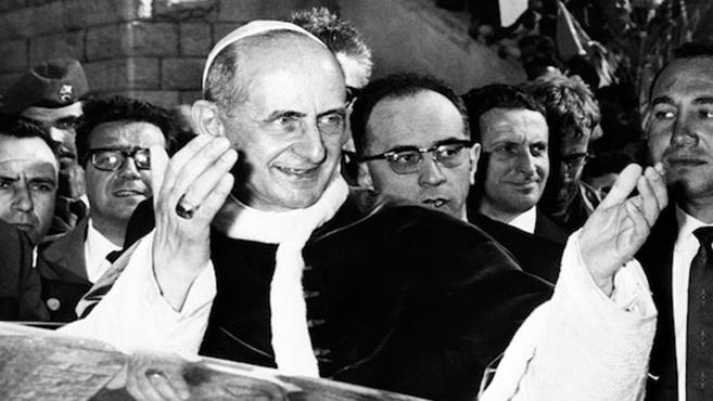 Május 29-én emlékezik az Egyház Szent VI. Pál pápára