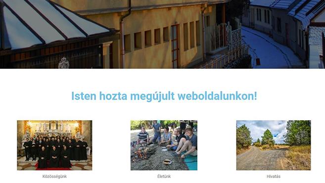 Megújult a szeminárium honlapja