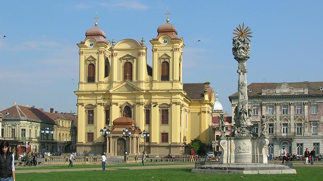 Virtuálisan is látogatható lesz a temesvári székesegyház