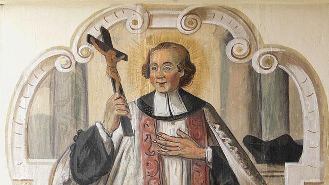 A hét szentje Córdobai Szent Eulogius
