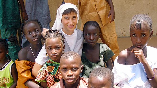 Szolgálatban a legszegényebbek között