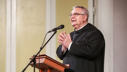 Az Egyház küldetése nem uralkodásra, hanem az emberek szolgálatára szól