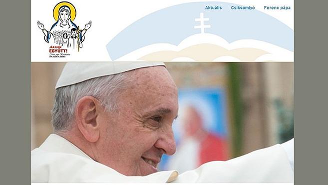 Lezárult a regisztráció a csíksomlyói pápalátogatásra