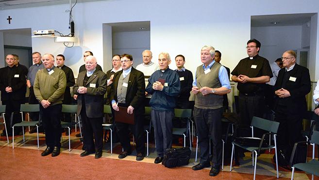 Családpasztorációs papi találkozó Budapesten