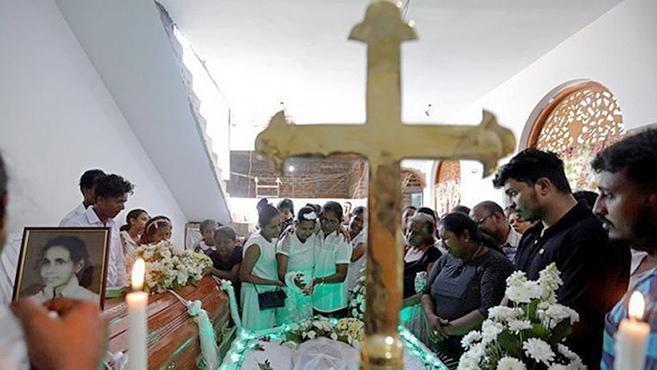 A Srí Lanka-i tragédia érintettjeinek megsegítésére