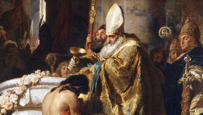 A hét szentje Szent Adalbert