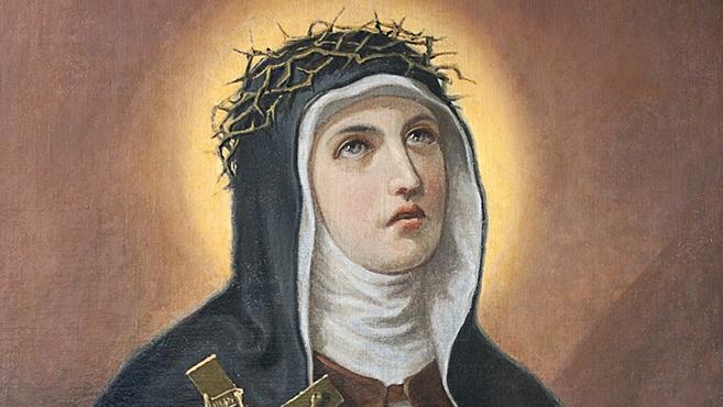A hét szentje Giuliani Szent Veronika