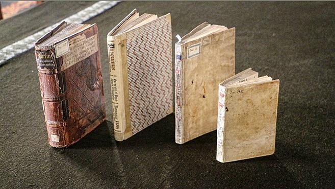 Megkerült ősnyomtatványok