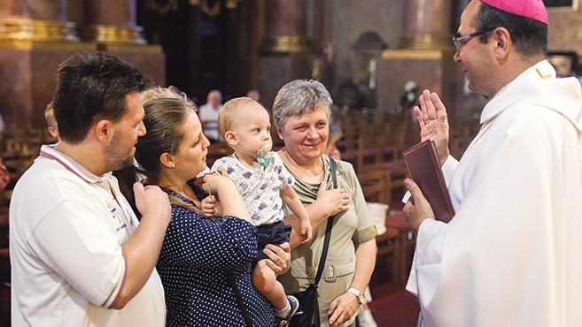 Akik beleéneklik az evangéliumot a gyerekek szívébe