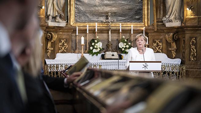Erdő Péter a páneurópai piknik harmincadik évfordulóján