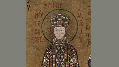 A hét szentje Árpád-házi Szent Piroska