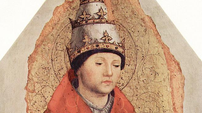 A hét szentje Nagy Szent Gergely