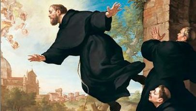 A hét szentje Copertinói Szent József