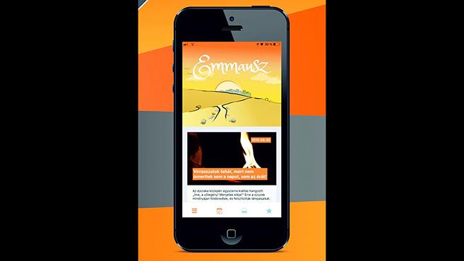 Ingyenes telefonos alkalmazással is elérhető a piarista evangéliumoskönyv