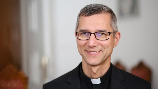 Martos Levente Balázs a Központi Papnevelő Intézet új rektora