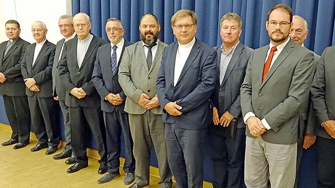 Történelmi egyházak vezetői találkoztak Budapesten