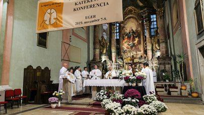 Főegyházmegyei Kateketikai Konferencia Egerben