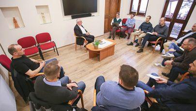 Akolitusképzést tartottak Kaposváron