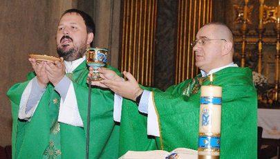 Az Eucharisztia titka
