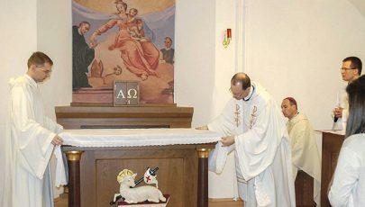 Párbeszéd a liturgiáról