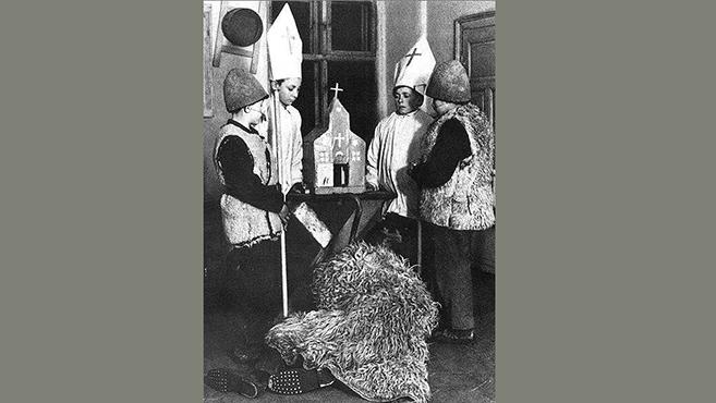 Karácsony vigíliája a magyar néphagyományban